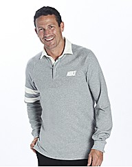 Nike Mens Long Sleeve Polo