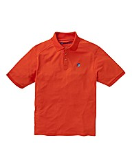 JCM Sports Pique Polo Shirt Long