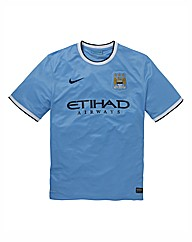 Manchester City Home Shirt
