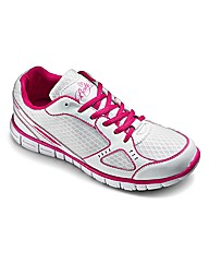 Ladies Lightweight Jogger Trainers E Fit