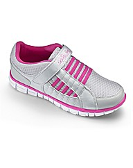 Adjustable Sport Trainers EEE Fit