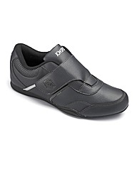 JCM Sports One Strap Trainers Standard