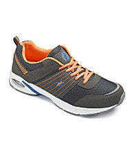 JCM Sports Bubble Trainers Extra Wide