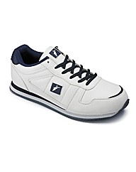 JCM Sports Classic Lace Trainers
