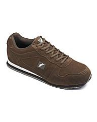 JCM Sports Lace Trainers Extra Wide