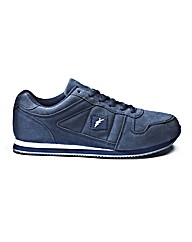 JCM Sports Lace Trainers Standard