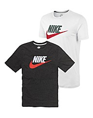 Nike Pack of 2 T-Shirts