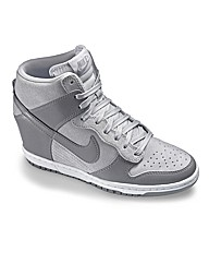 Nike Dunk Sky HI Wedge Trainers
