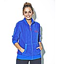 Gio Goi Micro Fleece Top