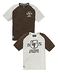 Loyalty & Faith Pack of 2 T-Shirts