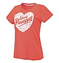 Pineapple Ladies Tee - 2 Pack