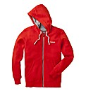 Reebok Mens Full Zip Hood