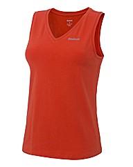 Reebok Ladies Pack of 2 Vest Tops
