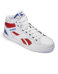 Reebok Mens Royal Court Mid Trainers