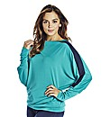 Body Star Performance Slouch Top
