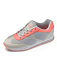 Ladies Leisure Trainers EEE Fit