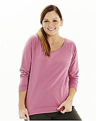 Body Star Cotton Sweat Top