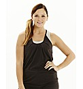 Body Star 2 Piece Yoga Vest Set