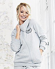 L:iz McClarnon Side Zip Jacket