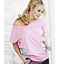 Liz McClarnon Batwing Dance T-shirt