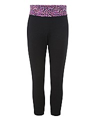 Liz McClarnon 3/4 Dance Leggings