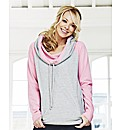 Liz McClarnon Hooded Dance Top