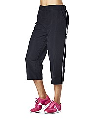 Body Star Pack of 2 Three-quarter Pants