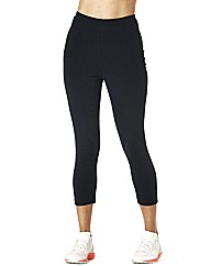 Body Star Three-quarter Leggings