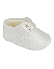 Early Days Boys Christening Shoes