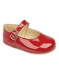 Early Days Mary Jane Leather Shoe