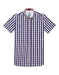 Paul & Shark Mighty Square Checked Shirt
