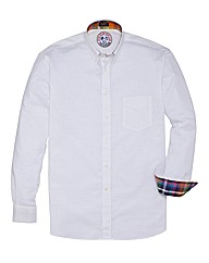 Paul & Shark Mighty Contrast Trim Shirt
