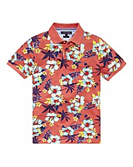 Tommy Hilfiger Mighty Floral Polo Shirt
