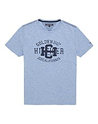 Tommy Hilfiger Mighty Applique Logo Tee