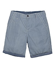 Kayak Mighty Cotton Stripe Shorts