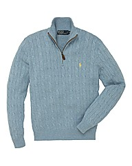 Polo Ralph Lauren Mighty Half Zip Jumper