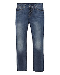 Tommy Hilfiger Worn Jeans 36in Leg