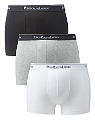 Polo Ralph Lauren 3 Pack Stretch Trunks