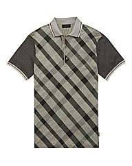 Daks Mighty Classic Check Polo Shirt