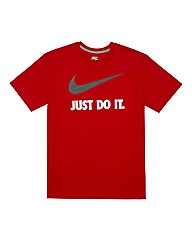 Nike Mighty Swoosh Graphic T Shirt