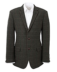 Skopes Long Country Check Blazer
