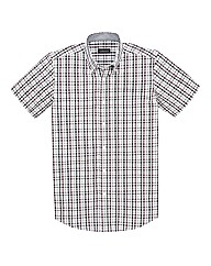 & Brand Tall Gingham Shirt