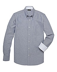 & Brand Tall Oxford Cotton Shirt