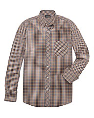 & Brand Tall Country Check Shirt