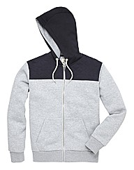 Kayak Mighty Quilted Panelled Hoodie