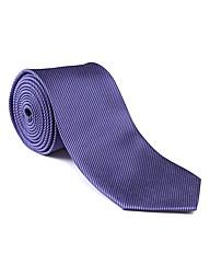 Italian Classics Long Textured Silk Tie