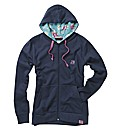 Joe Browns Zip Front Hoody