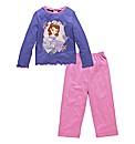 Girls Sofia Pyjamas (18M-5YRS)