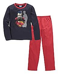 Boys Superman Pyjamas (3-10 years)