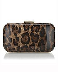 Lipsy Leopard Box Bag